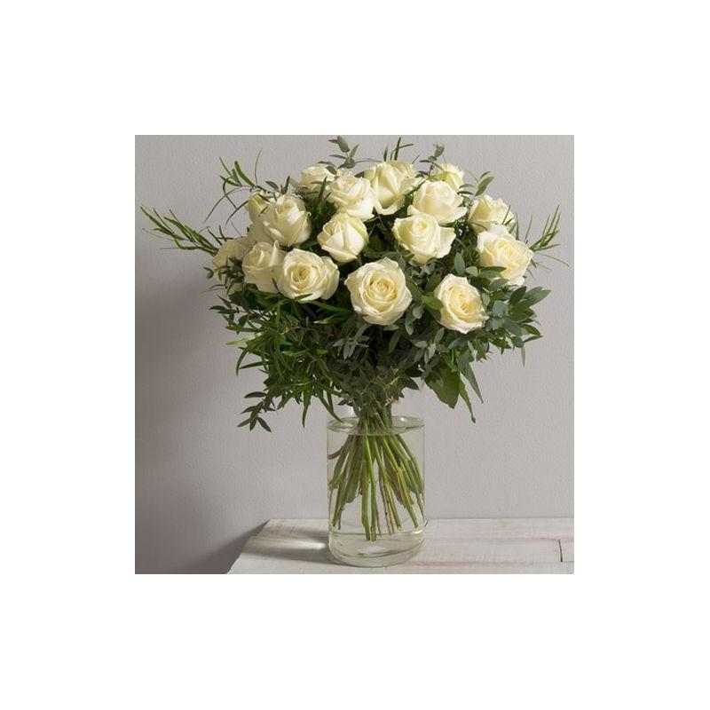 Bouquet de roses alchimie interflora for Envoi bouquet