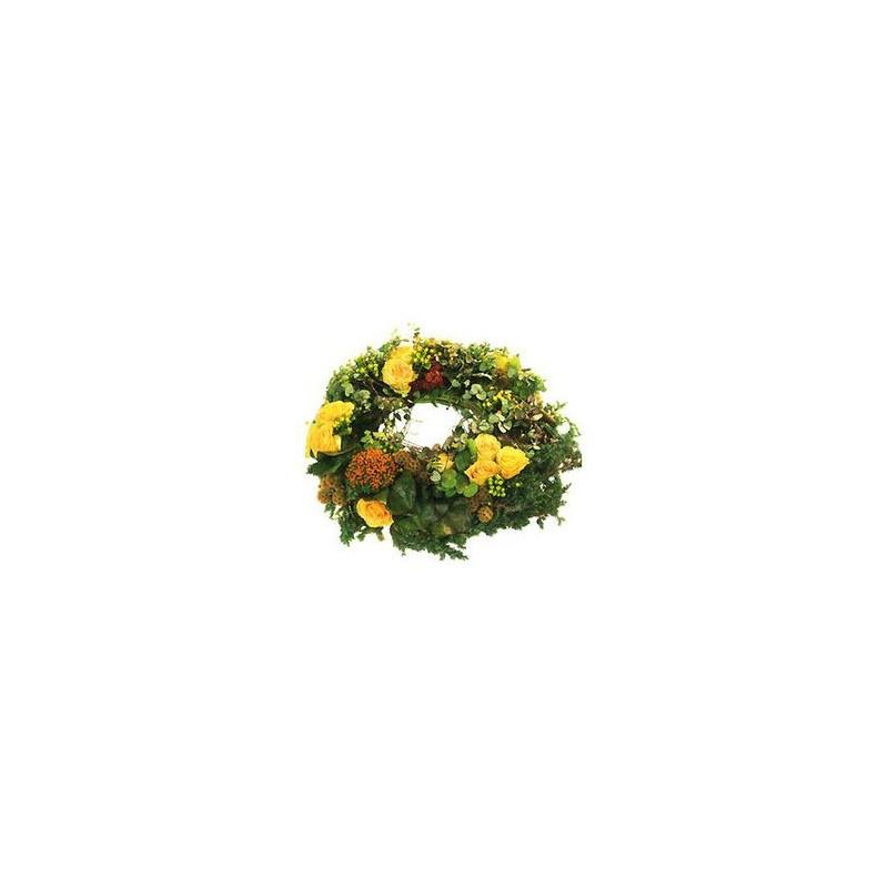 Couronne deuil allemagne for Envoi fleurs deuil