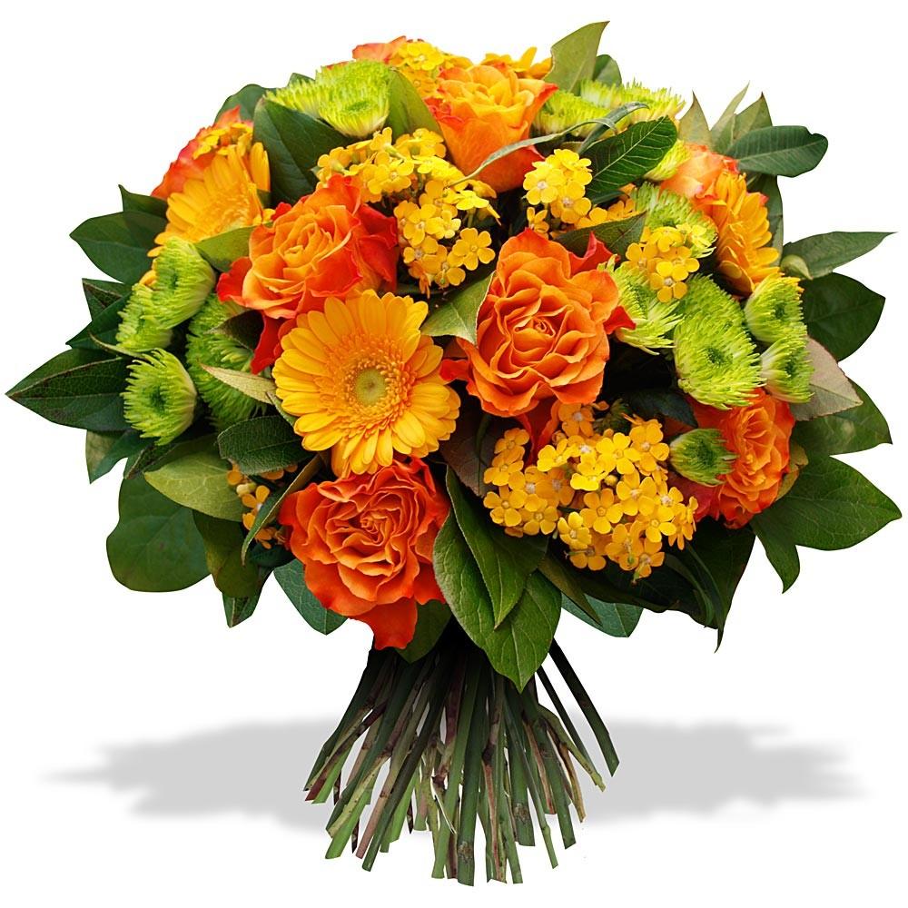 Photos fleurs pour anniversaire for Bouquet de fleurs pour 70 ans