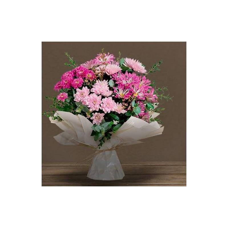 Bouquet de fleurs deuil sonate for Envoi fleurs deuil
