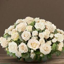 Fleurs deuil pour la guadeloupe wikifleurs for Prix bouquet de rose fleuriste