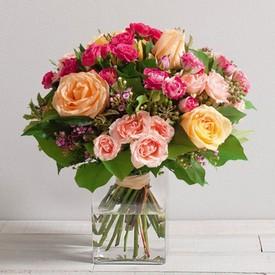 Livraison de fleurs domicile par un fleuriste de le for Livraison bouquet de fleurs a domicile