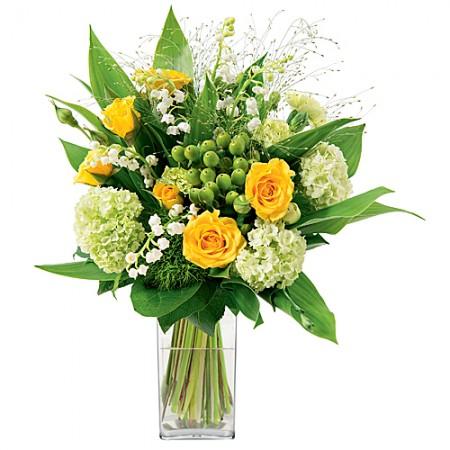 Muguet porte bonheur du 1er mai livraison muguet for Livraison fleurs rennes