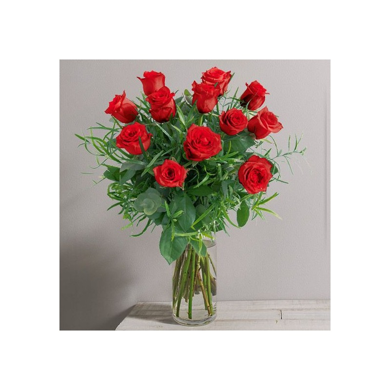 Bouquet de roses glossy dom com for Envoi bouquet