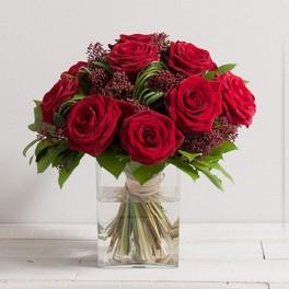 bouquet de roses st valentin capri corse. Black Bedroom Furniture Sets. Home Design Ideas
